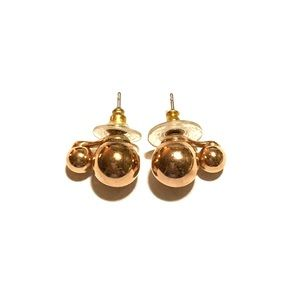 Kate Spade Double Bauble Stud